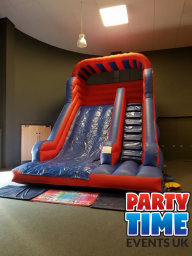 Mega Slide hire