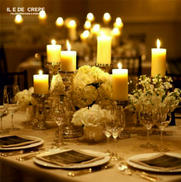 wedding catering london iledecrepe.com