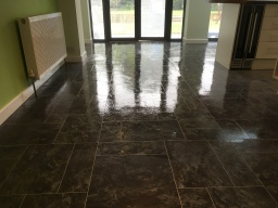 all square cleaning - karndean polishing