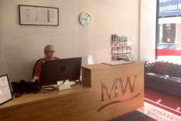 MW Worthing Reception