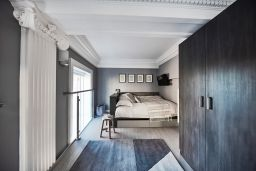 Newcastle student apartment bedroom
