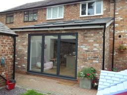 Single Storey Home Extension Manchester