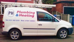 PH Plumbing and Heating in Sale, Cheshire