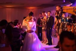 Manchester Wedding Band AURA
