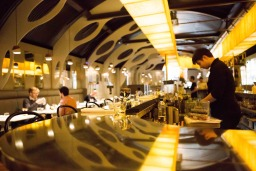 London's longest restaurant
