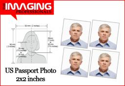 US Passport Photo Maker Coventry