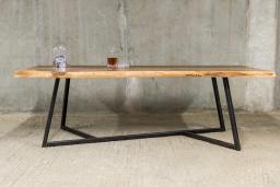 Walnut Dining Table   KODA STUDIOS