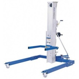 Genie Material LIft Hire in Sheffield
