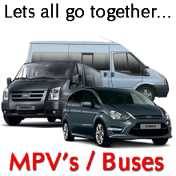 People Carriers & Minibuses
