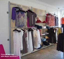 Fashion / Garment Display Systems