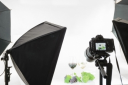 Product Photography Studio Grapes