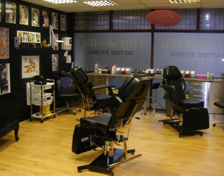 ce65ceef9 Inkvasion Tattoo and Piercing Studio 36 Saxon Gate West, Milton ...