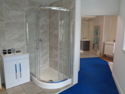 Inside Coventry Bathroom Showroom on the Radford R