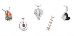 Ashes Lockets by Pendique Lockets