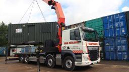 Container, Portable office & cabin Hire & Transpor