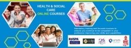 Health And Social Care online training