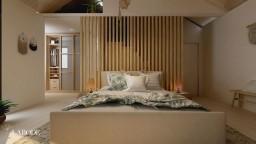 Labode - Bedroom 3D Render