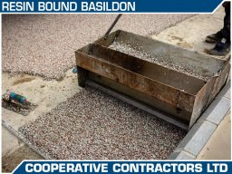 Resin Installations on Driveways in Basildon