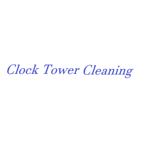 Clock Tower Cleaning