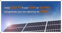 Photovoltaic Solar Panels Southampton, Hampshire