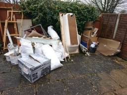 Waste collected for local builder in basingstoke