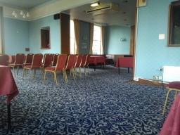Broadloom carpets hospitality
