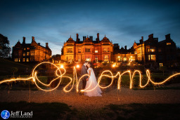 Light Painting / Sparklers