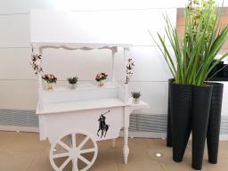 McLaren Technology - Sweet Cart hire aylin sweets
