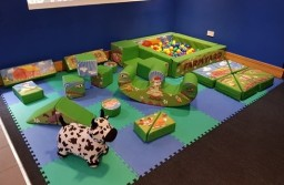 Soft play hire in Sheffield