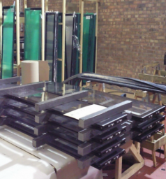 Glider Door Production @ Cheshire Facility