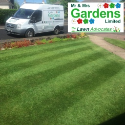 Mr & Mrs Gardens Limited - The Lawn Advocates