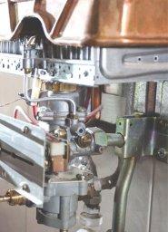 Boiler breakdown. boiler service. boiler swap