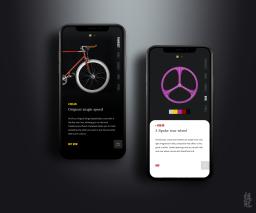 Averma mobile phone app design in Horley