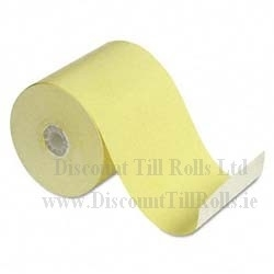 Yellow Thermal Roll