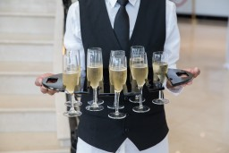 London Wedding Planner | Champagne Wedding