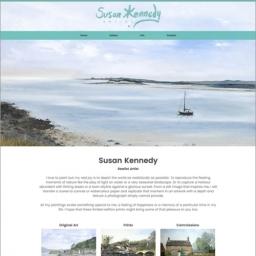 Susa Kennedy - Artist
