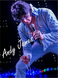 Andy James - Outstanding Elvis Tribute Act
