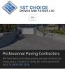 1st choice drives and Patios Ltd