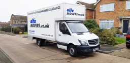 Alfa movers man and van