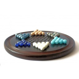 Wooden Game Boards - Chinese Checkers