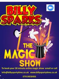 Online magic shows