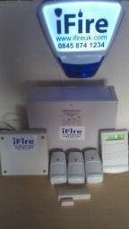 IFire UK Ltd Alarm System