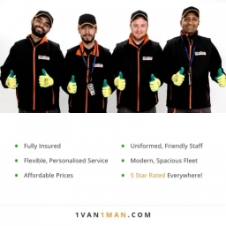 Removals In York 1 Van 1 Man Team