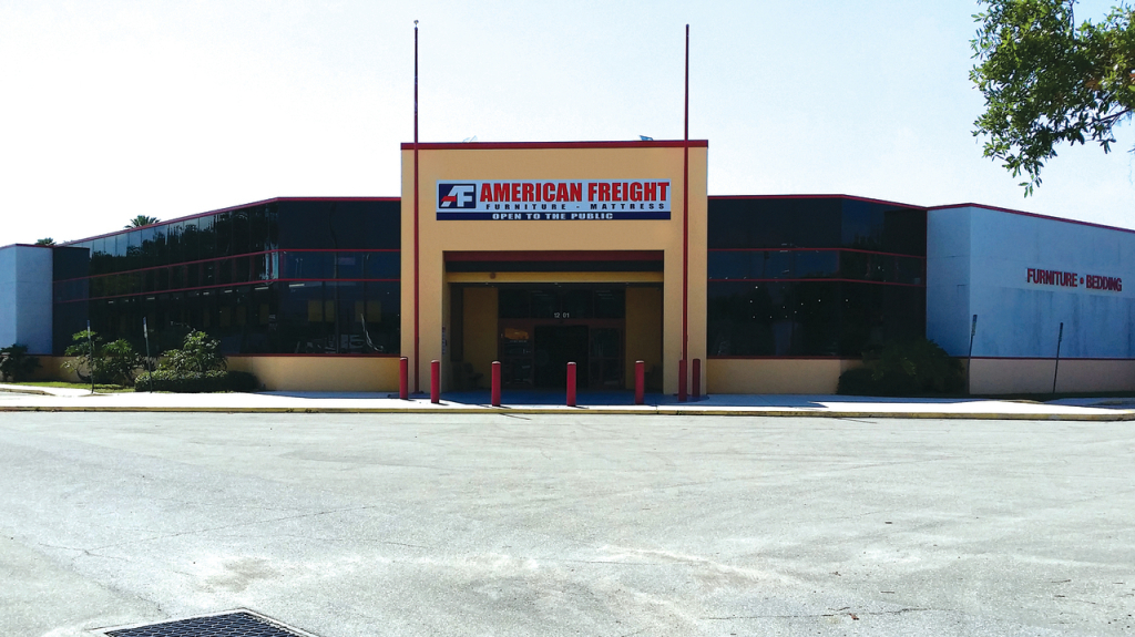 American Freight Furniture And Mattress 1201 10th St E