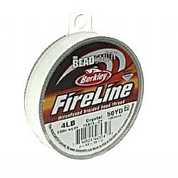 Fireline 4lb White