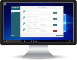 Host Backup Product by Bytes Ahead Ltd