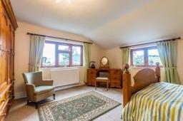 Mooreshouse Farm Shropshire Bedroom