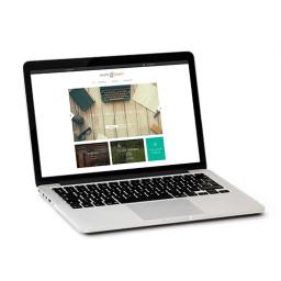 Murty & Ginger Web Design