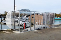 Secure Access Gates and Fencing