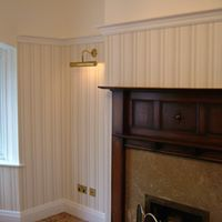 Professional wallpaper hanging. Sutton Coldfield